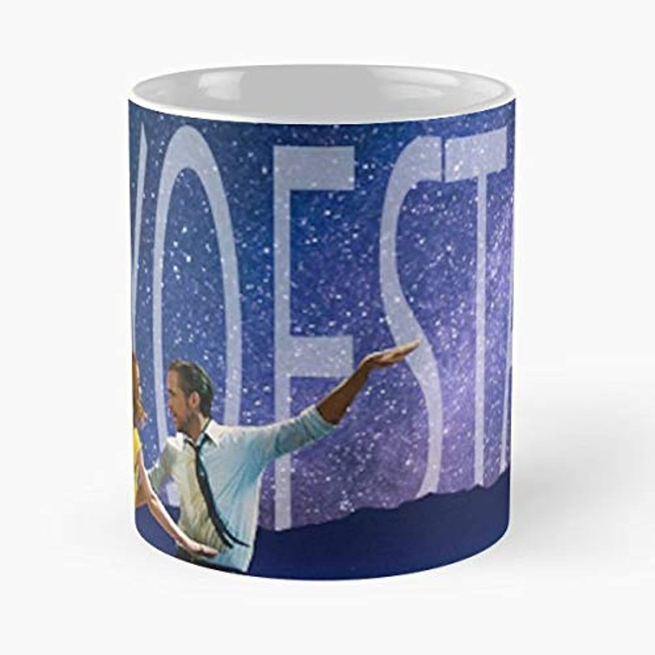 City Stars Los Angeles California - Coffee Mugs Best Gift For Father Day