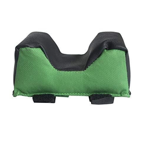 Bolsa de Descanso de Tiro Al Aire Libre, Tela de 600D Oxford Soporte de Bolsa de Descanso Delantero y Trasero Portátil para Rifle/Caza de Aire