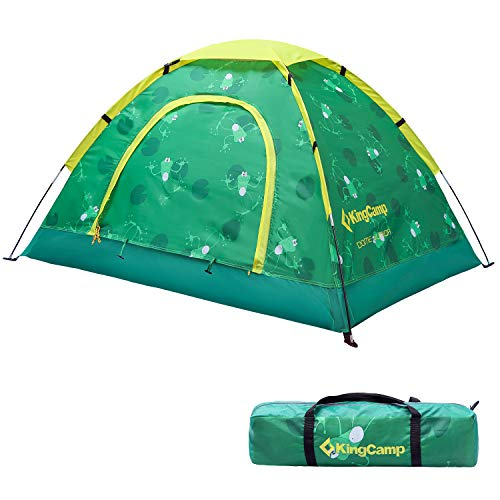 KingCamp Youth Lightweight Easy up Playing Tent & Playhouse for Boys Girls Indoor Outdoor Camping