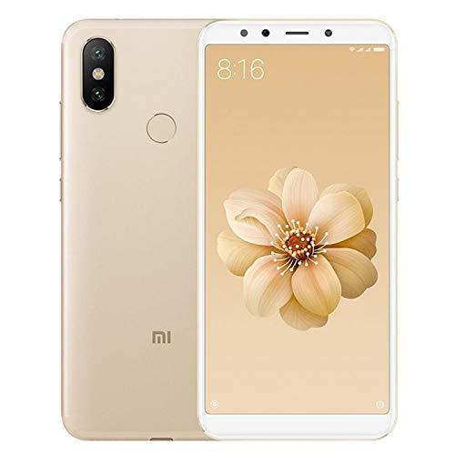 Xiaomi Smartphone Mi A2 4+64GB Oro Gold Version Global con Garantia Oficial 2 años en España: Amazon.es: Electrónica
