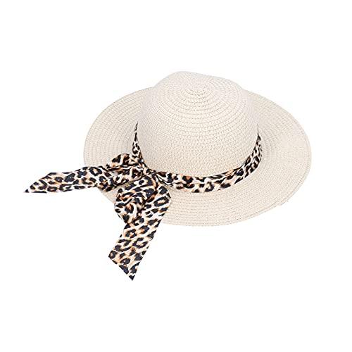 FEYV Bucket Sun Hat, Sombrero de Viaje Suave y Transpirable para Viajes de Verano(C)