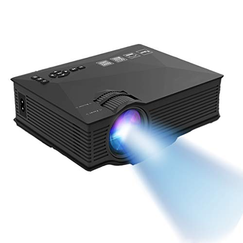 WYYZSS Proyector WiFi 110ANSI Lumens Actualizado, Pantalla Full HD De 120