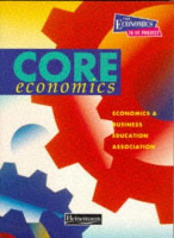 Core Economics (Economics 16-19)