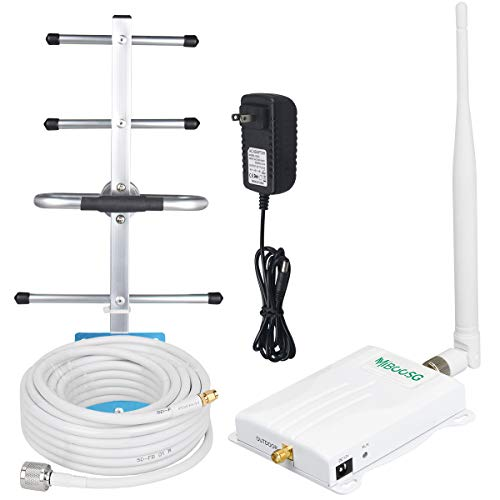 Verizon Cell Phone Signal Booster 4G LTE Verizon Cell Phone Booster Amplifier FDD 4G Mobile Signal Booster Repeater 700MHz Band 13 65dB for Home Use - Improve 4G Data Speed for Remote Area