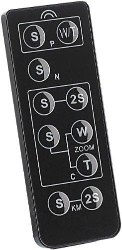 Somikon Kamera Fernbedienung: Universal-Infrarot-Fernbedienung für Nikon/Canon/Pentax/Konica/Minolta (Fernauslöser)