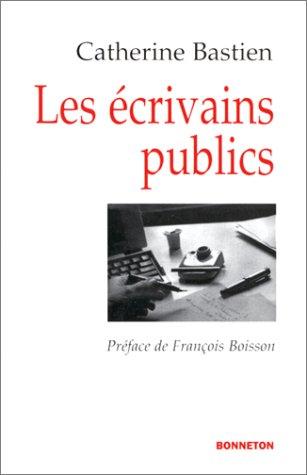 Les écrivains publics