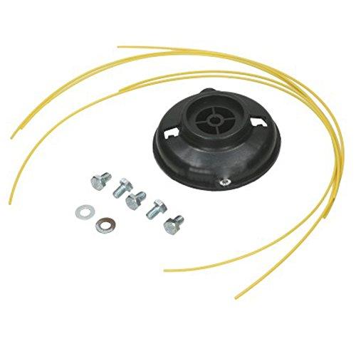 Spares2go Trim Cut Head & lignes pour Qualcast Cdb30 a Gdb30b Débroussailleuse tondeuse