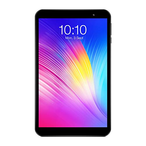 TECLAST P80X Android 9.0 Tablet, 8 Inch 1280x800 Wide View Angle HD IPS Display, Octa-Core A55 CPU, 2GB RAM 32GB ROM, 2MP Rear Camera, 2.4G Wi-Fi, Bluetooth 4.1, GPS, OTG, Support 128GB TF Expand