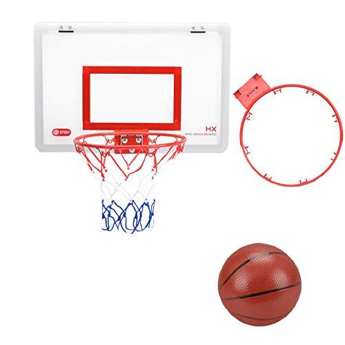 GOUDEDE Basketbal Hoop Children's basketbal rack gratis ponsen opknoping kinderen basketbal rack thuis draagbare muur opknoping shooting box indoor mand babyspeelgoed