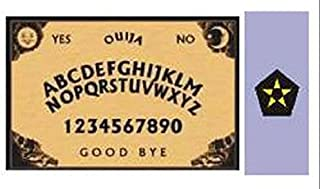 Dollhouse Miniature Ouija Board with Puck by Tiny Details