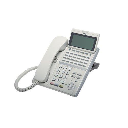 日本電気(NEC) Aspire UX 24ボタンIP多機能電話機(ホワイト) ITZ-24D-2D(WH)TEL