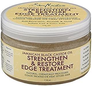 Jamaican Black Castor Oil by Shea Moisture Strengthen, Grow and Restore Edge Treatment 118ml