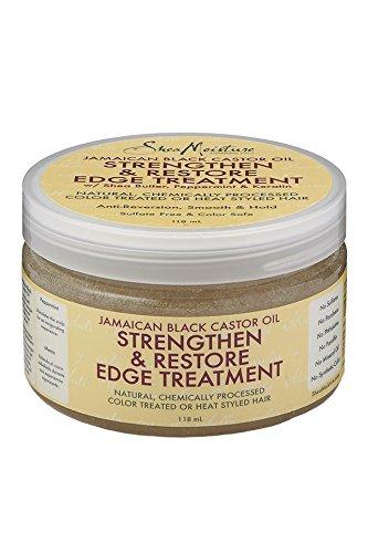 Shea Moisture Jamaican Black Castor Oil Strengthen/Grow and Repair Edge Treatment , 118 ml