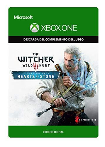 The Witcher 3: Wild Hunt Hearts of Stone | Xbox One - Código de descarga