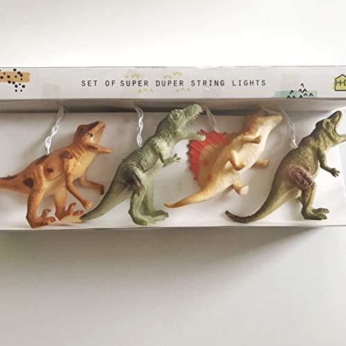 House of Disaster Guirlande Lumineuse Dinosaures naturels STRDINNA