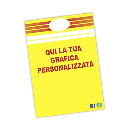 VOLANTINI PERSONALIZZATI - FLYERS PERSONALIZZATI - STAMPA A COLORI FORMATO A5 SPEDIZIONE GRATUITA IN GIORNATA CON VERIFICA DEL FILE INVIATO 500 PEZZI