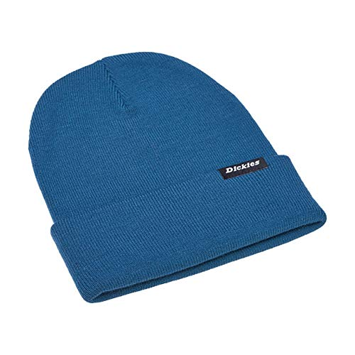 Muts Beanie wintermuts Dickies Alaska acryl unisex blauw donker theal cadeau-idee
