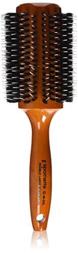 Price comparison product image Spornette Porcupine 3 inch Nylon and Boar Bristle Round Brush G-36XXL