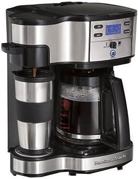 Hamilton Beach 49980A 2-Way Single Serve Coffee Brewer