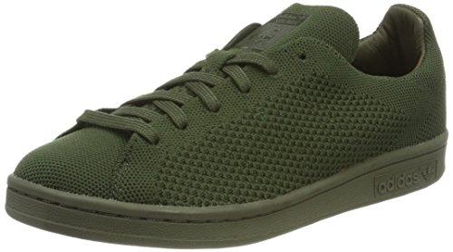 adidas Unisex-Erwachsene Stan Smith Pk Sneaker, Grau (Night Cargo/Night Cargo/Night Cargo), 36 2/3 EU
