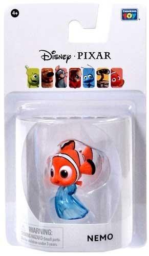 Disney / Pixar Finding Nemo 2 Inch Mini Figure Nemo by Finding Nemo