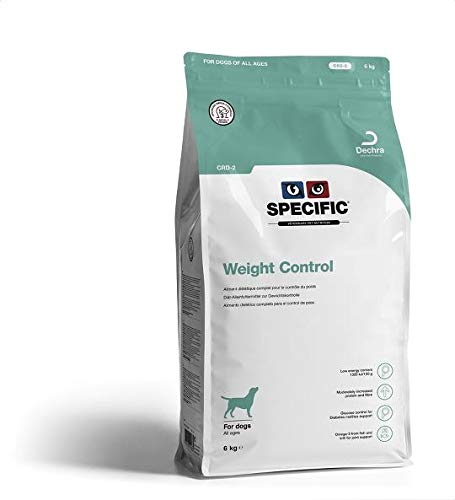 Specific Canine Adult Crd2 Weight Control 6Kg 6000 g