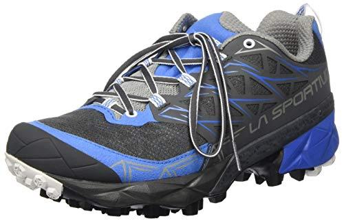 La Sportiva Akyra Woman, Zapatillas de Trail Running Mujer, Multicolor (Carbon/Cobalt Blue...