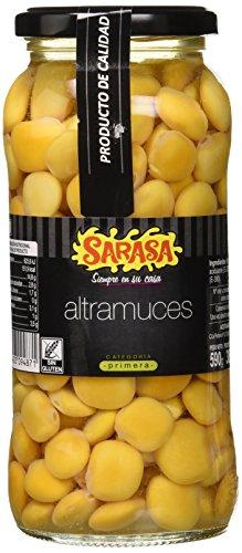 Sarasa Altramuces - Paquete de 12 x 580 gr - Total: 6960 gr