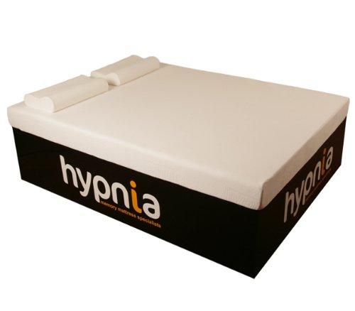 hypnia® Visco Matratze 140x200 RG75 20cm hoch. Viscoelastische Kaltschaummatratze mit Memoryeffekt.