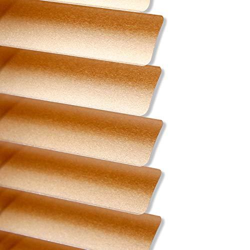 Persianas Persianas Venecianas del Metal de la Oficina en Casa, Cortinas de Ventana de Aluminio de Listones de 25mm, Fácil de Colocar, 85cm / 95cm / 105cm / 115cm / 125cm de Ancho ( Size : 95×130cm )