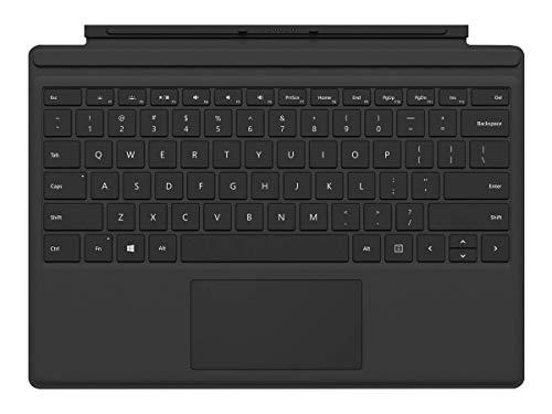 Microsoft FMN-00003 SURFACE PRO TYPE COVER BLACK IN - (Keyboards > Keyboards)