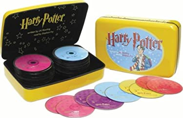 Harry Potter Audio Collection (Harry Potter, #1-5)