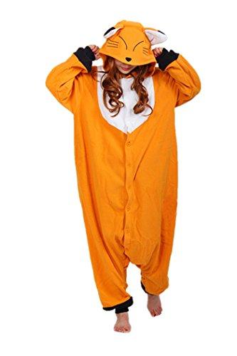 Wotogold Pijama Zorro Animal Trajes Cosplay