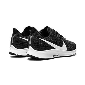 Nike Womens Air Zoom Pegasus 36 TB Running Shoes, BV1777-004 (Black/White/Thunder Grey, Numeric_9)