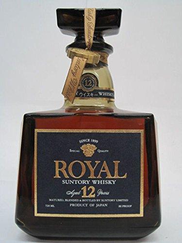 [古酒] サントリー ローヤル プレミアム 12年 ブルーラベル 43度 720ml