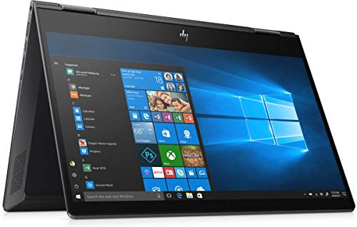 HP Envy Touch 13-ar000 x360 Convertible Ultra Thin Laptop Ryzen 5 Quad Core up to 3.7GHz 8GB 256GB SSD 13.3inch FHD BO Audio Vega 8 Graphics (Renewed)