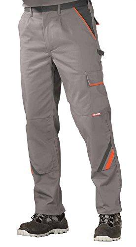 2420 Planam Bundhose Visline zink/orange/schiefer (52, zink/orange/schiefer) 52,Zink/Orange/Schiefer