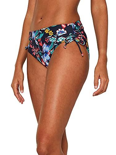 ESPRIT Damen Jasmine Beach m.w.Brief Bikinihose, 415/INK, 36