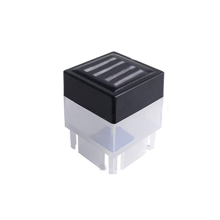 古風なエキゾチック領収書LED電球 ソーラーライト 風景ライト 屋外照明 防犯ライト 自動点灯 太陽光発電 取り付け簡単 ボーダー、プールフェンス、ガーデンフェンスなどに適しています (ホワイト)
