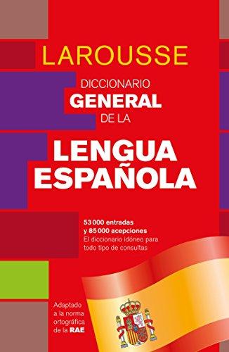 Diccionario general de la Lengua Española (Dictionnaires monolingues espagnols)