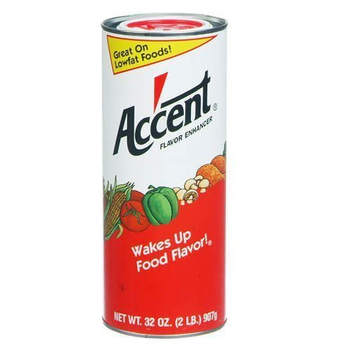 Accent Flavor Enhancer - 2 lb. Canister by Accent [Foods] (1)
