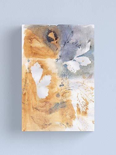 Amrzxz DIY-Mariposa Abstracta Pintura al óleo Pintura por números Kits para Adultos niños Principiantes(sin Marco) 40x60cm
