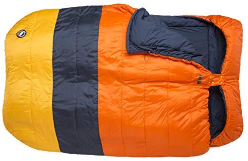 Big Agnes Dream Island 15 Sleeping Bag, 15 Degree, 50' Double Wide