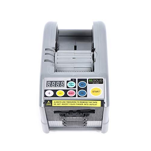 U.S. Solid Automatic Tape Dispenser Auto Tape Cutting Machine JF-3000, Tape Width 6-60mm