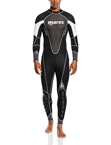 Mares Wetsuit Reef 3 - Traje de Buceo para Hombre, Color Negro, Talla S4