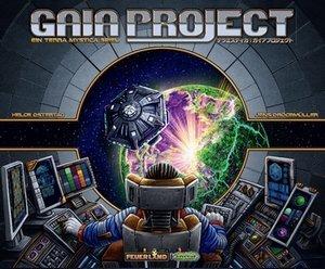 【第41位(同率)】テンデイズゲームズ『テラミスティカ:ガイアプロジェクト』