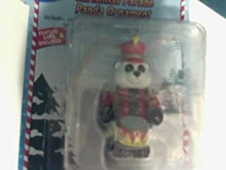 2008 Edition Webkinz Ornament - Christmas Parade Panda 1