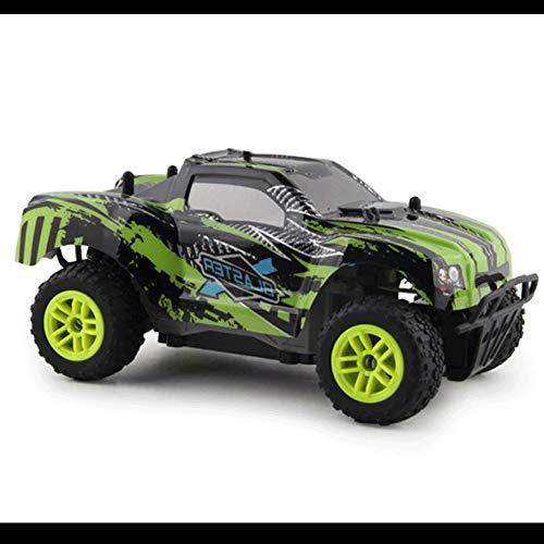YANDFXSOP 4WD RC Cars Alta Velocidad Hobby RC Toy Car 2.4GHz Electric Racing Vehicle Radio Controlado Crawler Coche Regalo de cumpleaños para niños Adolescentes Adultos