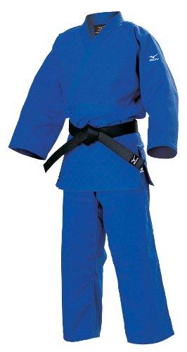 Mizuno Shiai Competition Uniform, Blue, 1.5