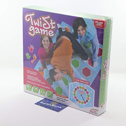GIOCO TWIST GAME GENERAL TRADE 6+ ANNI + VIPCARD BarbaBook Cartolibreria